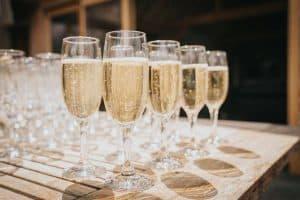 Champagne / Prosecco glasses
